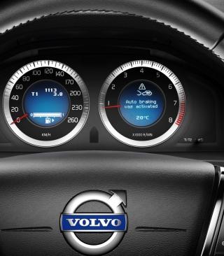 Volvo Speedometer - Obrázkek zdarma pro Nokia X3