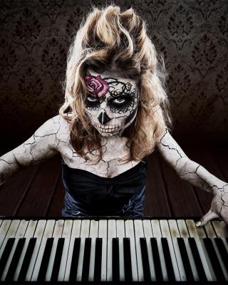 Day Of Dead Concert - Obrázkek zdarma pro Nokia C1-00