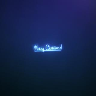 Merry Christmas - Obrázkek zdarma pro iPad Air