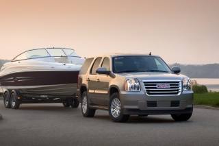 Free GMC Yukon Hybrid Picture for Android, iPhone and iPad