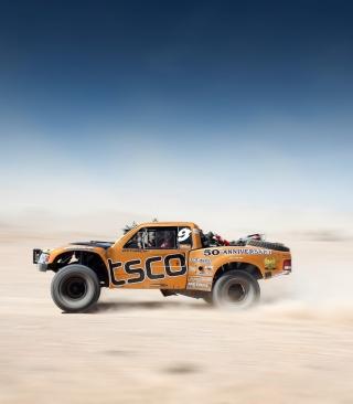Off Road Tracing Truck - Obrázkek zdarma pro iPhone 4