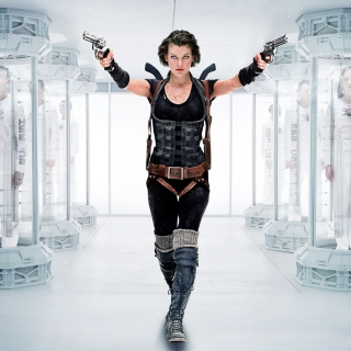 Resident Evil Alice - Obrázkek zdarma pro 320x320