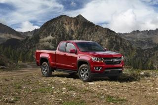 Chevrolet Colorado Pickup 2015 - Obrázkek zdarma