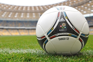 Uefa Euro 2012 Poland Ukrain Tango Ball Wallpaper for Android, iPhone and iPad