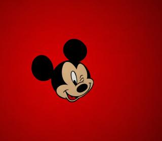 Mickey Winking - Obrázkek zdarma pro 208x208
