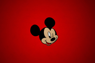 Mickey Winking - Obrázkek zdarma pro Samsung Galaxy Tab 10.1