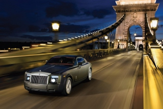 Free Rolls Royce Phantom Coupe Picture for Android, iPhone and iPad