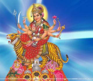 Hindu God - Obrázkek zdarma pro iPad