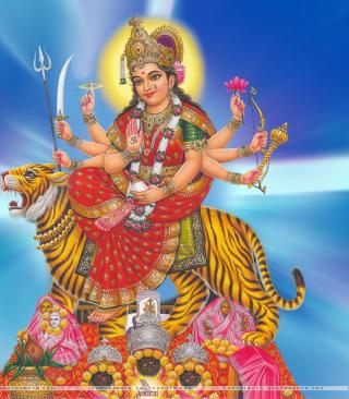 Hindu God - Obrázkek zdarma pro Nokia C-5 5MP