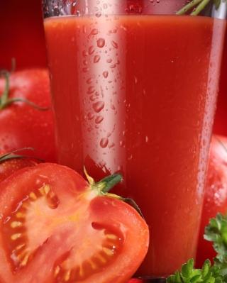 Fresh Tomatoe Juice - Obrázkek zdarma pro Nokia Asha 300