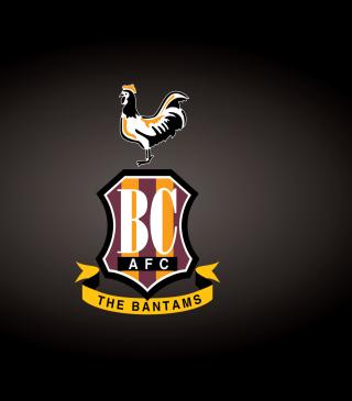 Bradford City A.F.C. - Obrázkek zdarma pro iPhone 3G