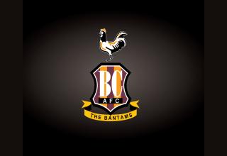 Bradford City A.F.C. - Obrázkek zdarma pro 1366x768