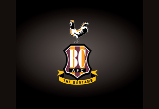 Bradford City A.F.C. - Obrázkek zdarma pro Samsung Galaxy Tab 4 8.0