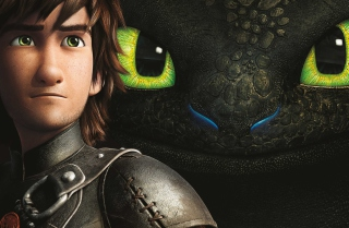 How To Train Your Dragon Background for Android, iPhone and iPad
