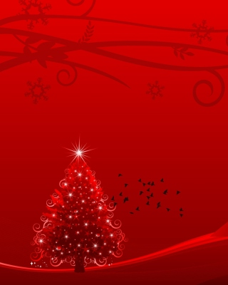 Christmas Magic Ornament - Fondos de pantalla gratis para Huawei G7300