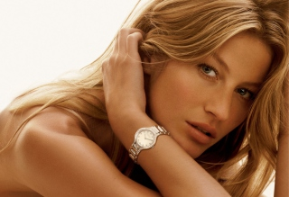 Free Gisele Bundchen Super Model Picture for Android, iPhone and iPad