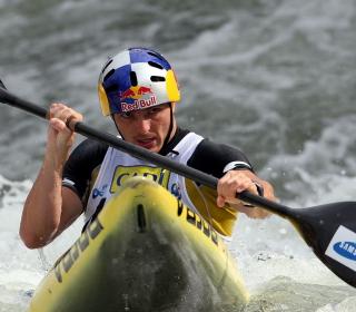Canoe Slalom World Championships - Obrázkek zdarma pro iPad mini 2