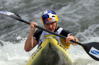 Canoe Slalom World Championships Background for Android, iPhone and iPad