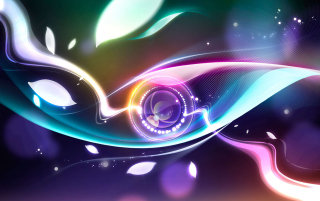 Colorful Lines Wallpaper for Android, iPhone and iPad