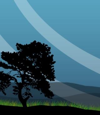 Nightly Peace - Obrázkek zdarma pro 640x960