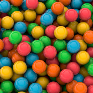 Colorful Candies - Obrázkek zdarma pro 128x128