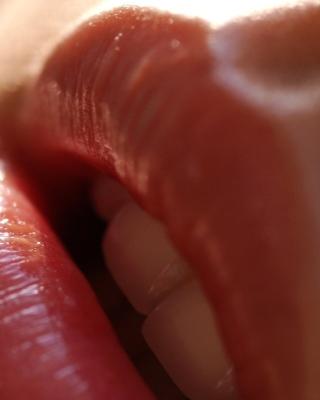 Pink Lips - Obrázkek zdarma pro iPhone 3G