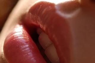 Pink Lips - Obrázkek zdarma pro Fullscreen Desktop 1400x1050