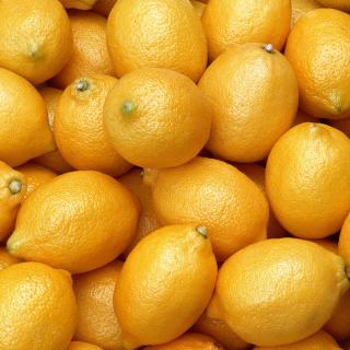 Fresh Yellow Lemons - Obrázkek zdarma pro iPad Air