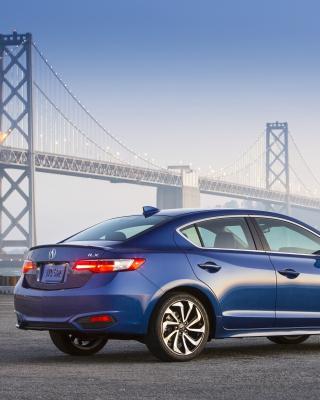 2016 Acura ILX Premium Sport Sedan - Obrázkek zdarma pro iPhone 4
