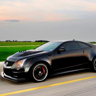 Cadillac CTS-V Coupe - Obrázkek zdarma pro 128x128