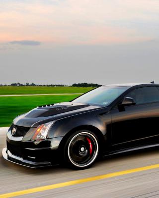 Cadillac CTS-V Coupe - Obrázkek zdarma pro 240x400
