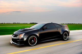 Cadillac CTS-V Coupe Picture for Android, iPhone and iPad