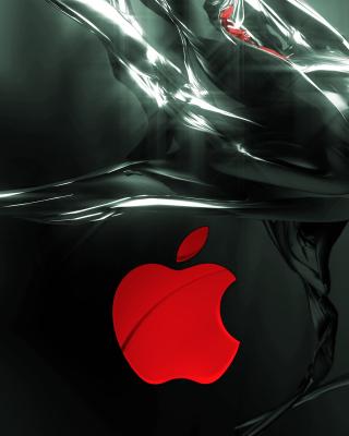 Apple Emblem - Obrázkek zdarma pro 640x1136