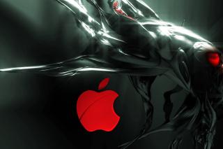 Apple Emblem - Obrázkek zdarma pro Widescreen Desktop PC 1680x1050