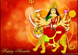 Maa Durga - Puja Avratri Picture for Android, iPhone and iPad