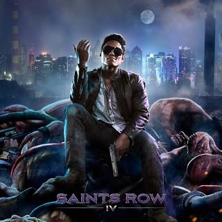 Saints Row 4 - Obrázkek zdarma pro iPad mini 2
