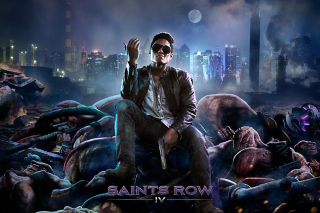 Free Saints Row 4 Picture for Android, iPhone and iPad