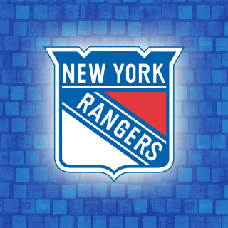 New York Rangers NHL - Obrázkek zdarma pro 1024x1024