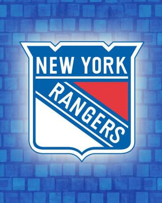 New York Rangers NHL - Obrázkek zdarma pro iPhone 5