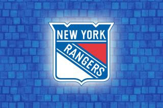 New York Rangers NHL - Obrázkek zdarma pro 176x144