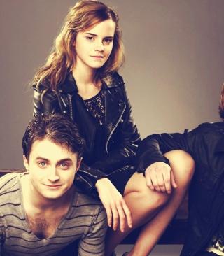 Emma Watson - Obrázkek zdarma pro Nokia Lumia 820