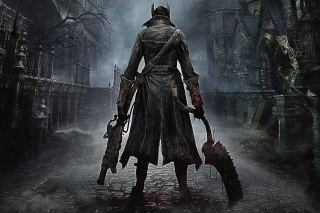 Free Bloodborne PS4 Game Picture for Android, iPhone and iPad