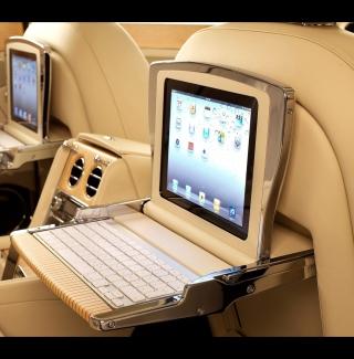 Bentley Interior - Obrázkek zdarma pro 208x208