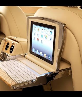 Bentley Interior - Obrázkek zdarma pro Nokia 206 Asha
