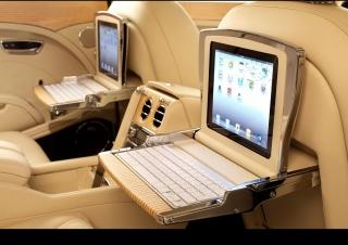 Bentley Interior - Obrázkek zdarma pro Sony Xperia Tablet S