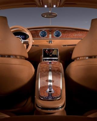 Bugatti 16C Galibier - Obrázkek zdarma pro iPhone 5S