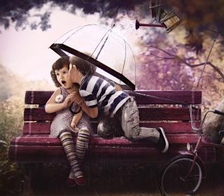 Baby Love - Obrázkek zdarma pro 128x128