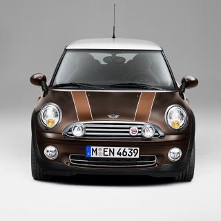 Mini Cooper R50 - Obrázkek zdarma pro 1024x1024