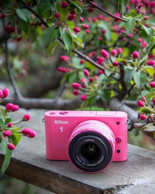 Nikon 1 V3 - Obrázkek zdarma pro Nokia C3-01
