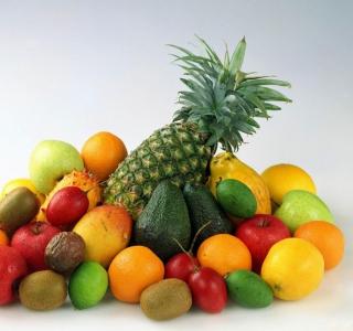 Tropic Fruit - Obrázkek zdarma pro 1024x1024